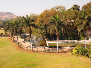 Photo: Sarasbaug Ganapati, a place for relaxation in Pune. 23rd March updated http://jp.asksiddhi.in/daily_detail.php?id=247