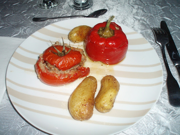 La recette des petits farcis à l'Esclériade, maison d'hôtes au pied du Mont Ventoux