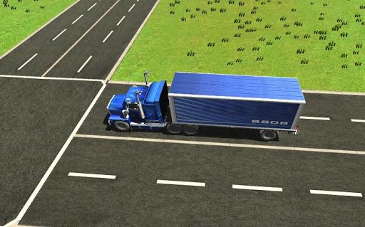 Truck Driving Simulator 2015