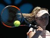 Elina Svitolina verliest in Brisbane van Sasnovich