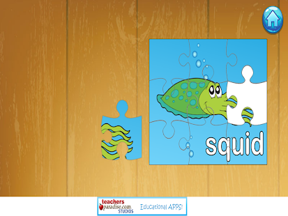 Ocean Jigsaw Puzzles For Kids- screenshot thumbnail