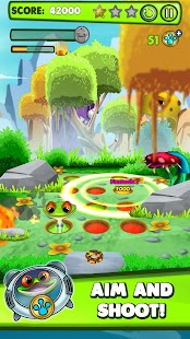 Kori the Frog - Free Ring Toss Game for Kids Screenshot