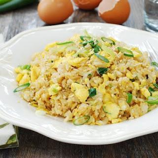 Egg Fried Rice (Gyeran Bokkeumbap) Recipe