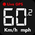 Digital SpeedOMeter: GPS: Offline - 2019 icon