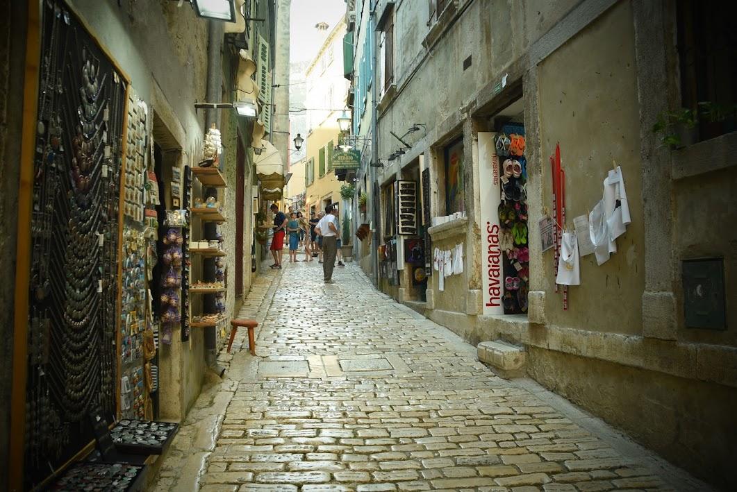 que ver y hacer en Istria