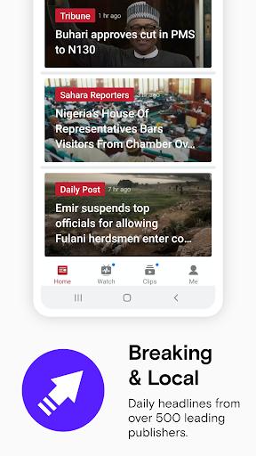 Opera News: Breaking, Local