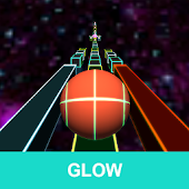 Glow Rolling Ball