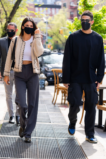 Kendall Jenner & Devin Booker Shared Sweet Photos On Their Anniversary