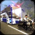 Montagne Police Prison Bus icon