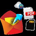 SMS To  PDF Converter icon