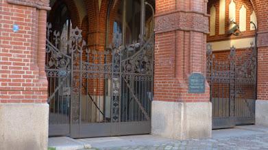Photo: Synagoge Rykestraße