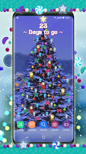 download christmas tree live wallpaper for pc windows and mac apk