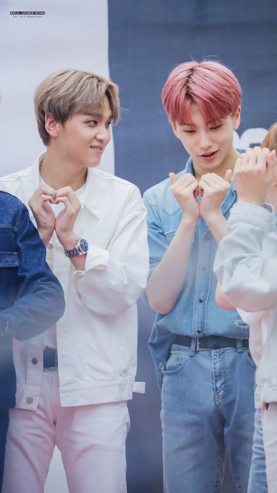 nct dream haechan jisung