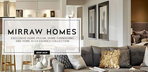 Online Shopping App For Home Decor And Furnishing