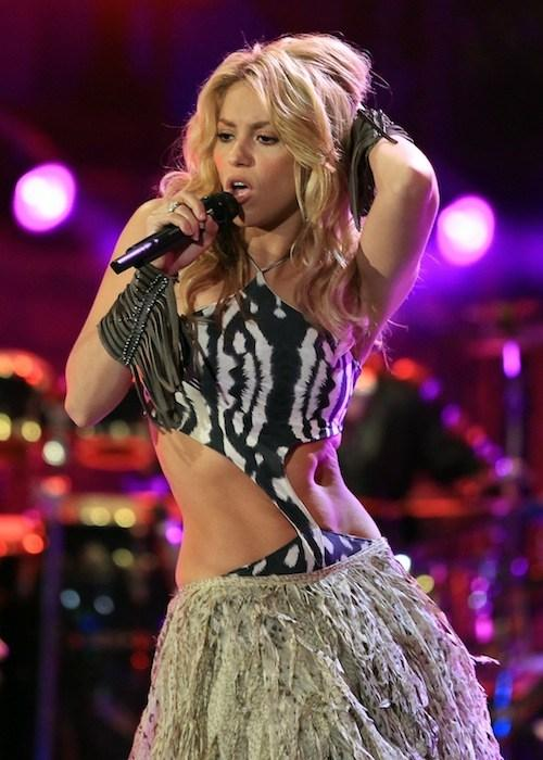 2010 FIFA World Cup Kick-off Celebration Concert - Shakira ...
