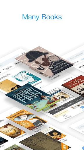 MoboReader -Novels, Stories, Classics & Audiobooks 1.0.6 screenshots 1