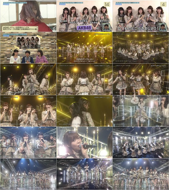 (TV-Music)(1080i) AKB48 Part – Buzz Rhythm 02 171117