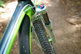 Photo: Rode a 29r and 650b at Duthie MTB