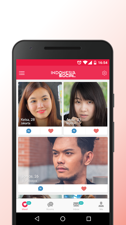 indonesia dating app