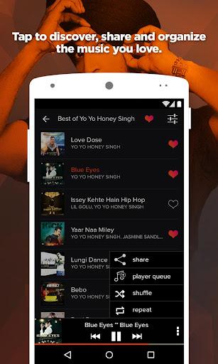 Punjabi Songs, u092au0902u091cu093eu092cu0940 u0917u093eu0928u0947  New DJ MP3 Music App 1.1.1 screenshots 3