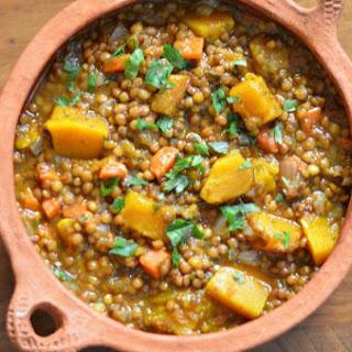 Vegan Black Lentils Recipes