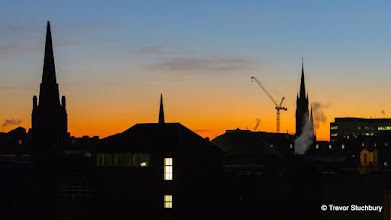 Photo: City-centre Skyline, Aberdeen