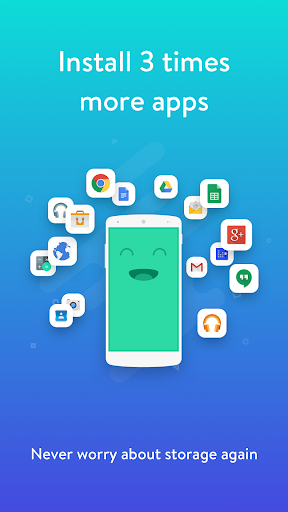 Never Uninstall Apps - SpaceUp Apk 2