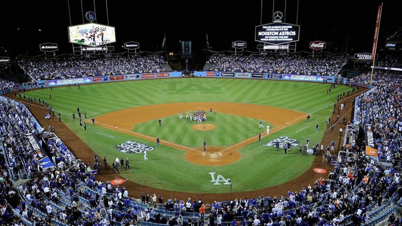 Watch 2017 World Series: Astros vs. Dodgers live