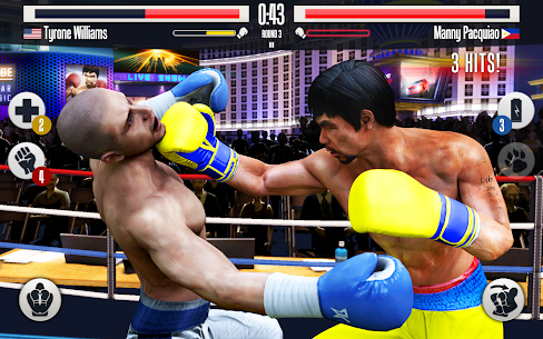 Real Boxing Manny Pacquiao App Latest Version Download For Android and iPhone 5