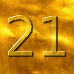 Blackjack Gold 21 Icon
