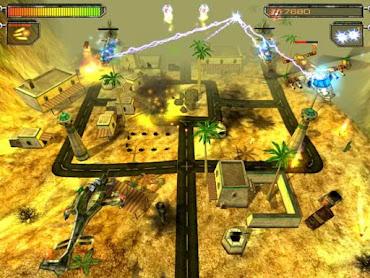 game bắn máy bay AirStrike 3D
