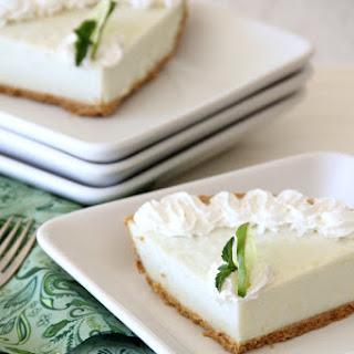 Lime Mint Frozen Dessert