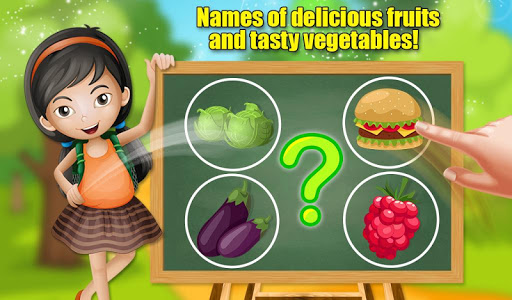 The Fruit And Veggie Abc Book v1.0.0