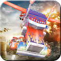 Flying Truck & Tank Air Attack icon