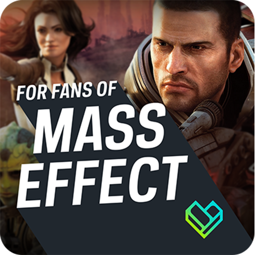 FANDOM for: Mass Effect Icon