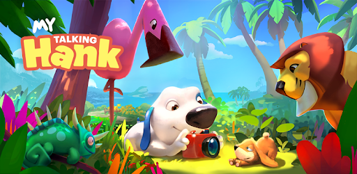 My Talking Hank game (apk) free download for Android/PC/Windows screenshot