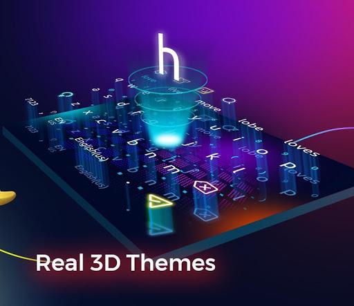 Cheetah Keyboard-Gif,Emoji Keyboard&3D Themes 4.20.1 screenshots 5