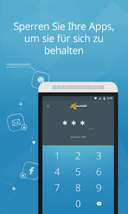 Mobile Security & Antivirus – Miniaturansicht des Screenshots