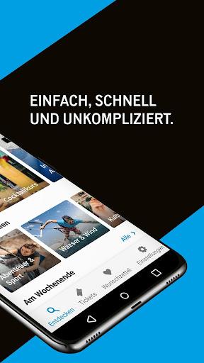Jochen Schweizer NOW! - Vom Click zum Erlebnis! 5.2.0 screenshots 2