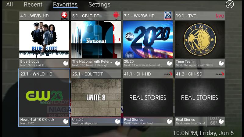 Скриншот InstaTV