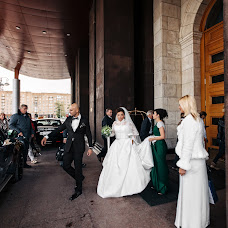 Wedding photographer Aleksey Averin (alekseyaverin). Photo of 03.04.2018