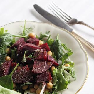 Fresh Dill Leaves Salad Recipes