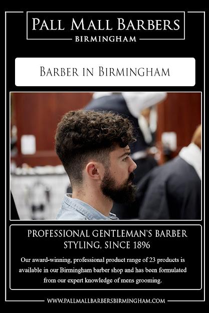 Barber in Birmingham