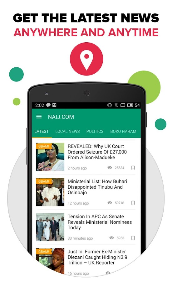 10 Most Popular Nigerian Apps on Google Playstore