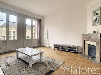 Appartement meublé 2 pièces 54,07 m2