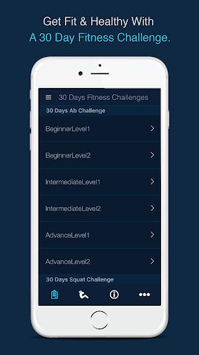 30 Day Fitness Challenge|玩健康App免費|玩APPs