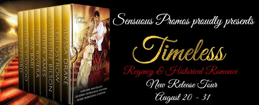 #NewReleaseAlert from @RomanceBoxedSet - Some romance is simply… Timeless #99cents #multiauthor #historical #regency #romance