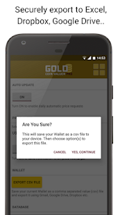 Gold Coin Valuer PRO- screenshot thumbnail