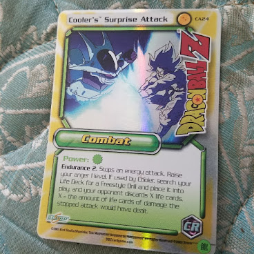 Cooler's Suprise Attack