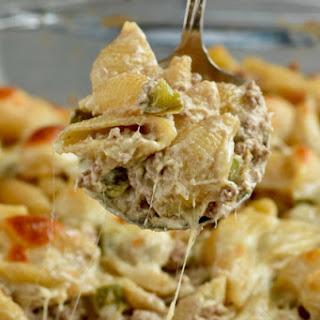 Philly Cheese Steak Casserole Recipe